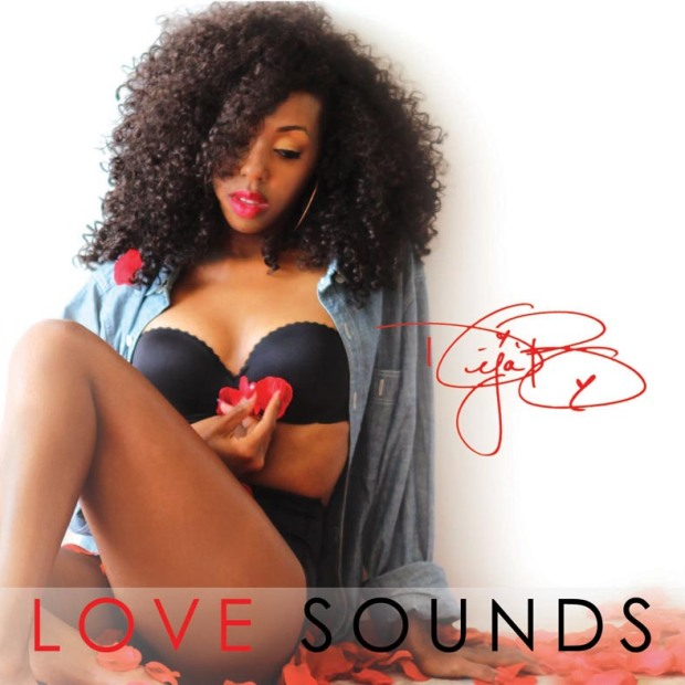 Official #LoveSounds single artwork.
