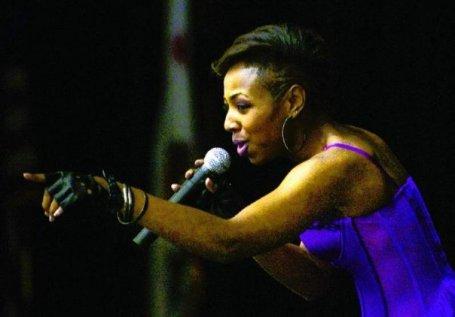 Deja Bryson Live in Stockton, CA