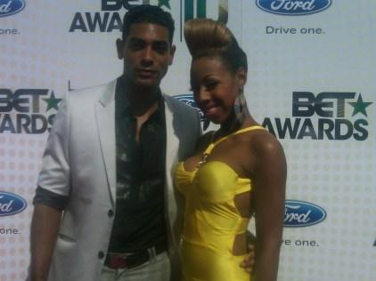 Deja Bryson BET Awards