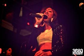 Deja Bryson Live at New Parish, Oakland, CA