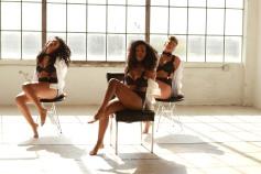 Deja Bryson BTS #LoveSounds video shoot.