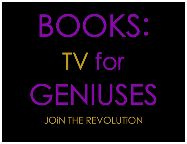 books tv for geniuses Deja + Bryson