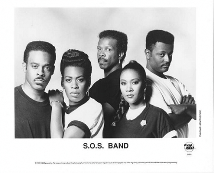 Deja Bryson + SOS Band