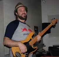 Steve Hogan on Bass