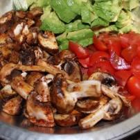 Veggie Taco's Prep