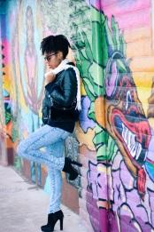 Deja Bryson Graffiti Wall