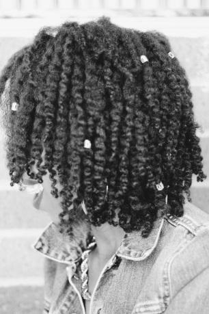 B&W Hair