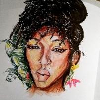 Drawing by @_nunie_